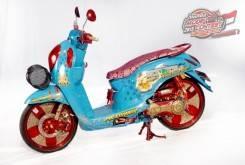 Honda Modif Contest 2015 015