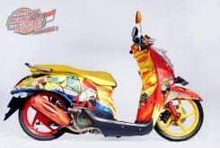 Honda Modif Contest 2015 044