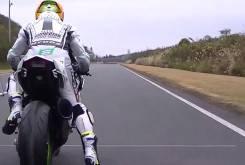 Kawasaki H2R Trick Star