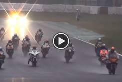 Kawasaki H2R vs. Superbikes 80 0000