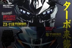 Kawasaki ZX11 Turbo 2017