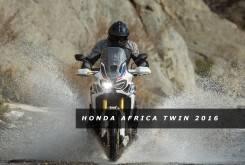Prueba Honda Africa Twin 2016