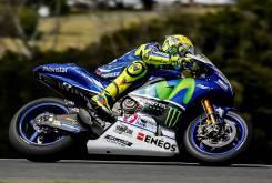 Valentino Rossi Test Phillip Island 2016