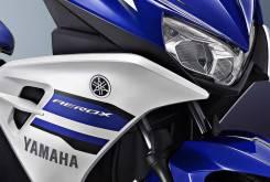 Valentino Rossi Yamaha Aerox 125 LC 2016