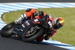WSBK 2016 - Test Phillip Island