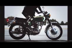 Yamaha XSR900 Neo Retro video 016