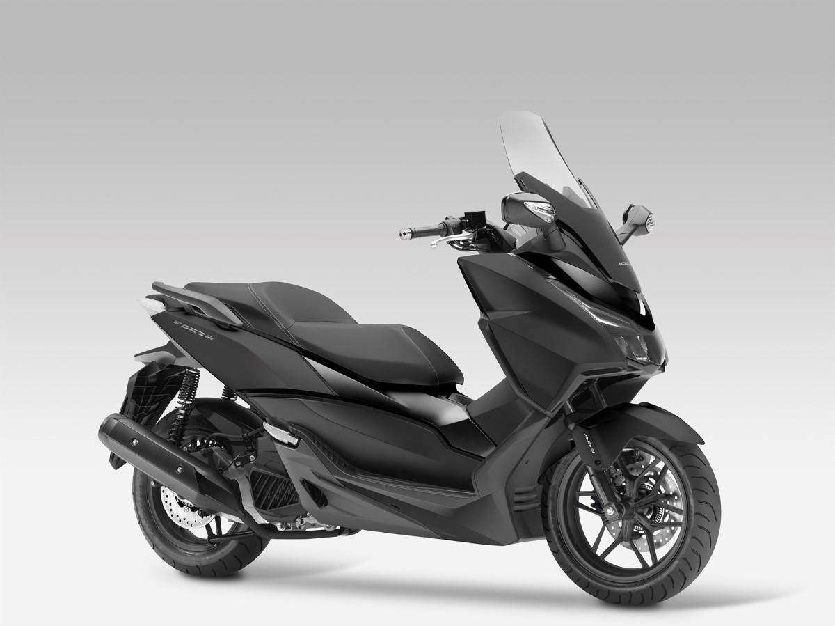 honda forza 125 abs 2015 precio fotos ficha t cnica y motos rivales. Black Bedroom Furniture Sets. Home Design Ideas