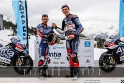 Avintia Racing Rizando el rizo