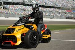 Can Am Spyder F3 Turbo Concept 1