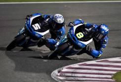 Fenati Bulega Moto3 Qatar 2016