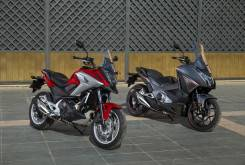 Honda Integra 2016Honda NC750X 01