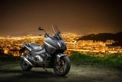 Honda Integra 750 2016