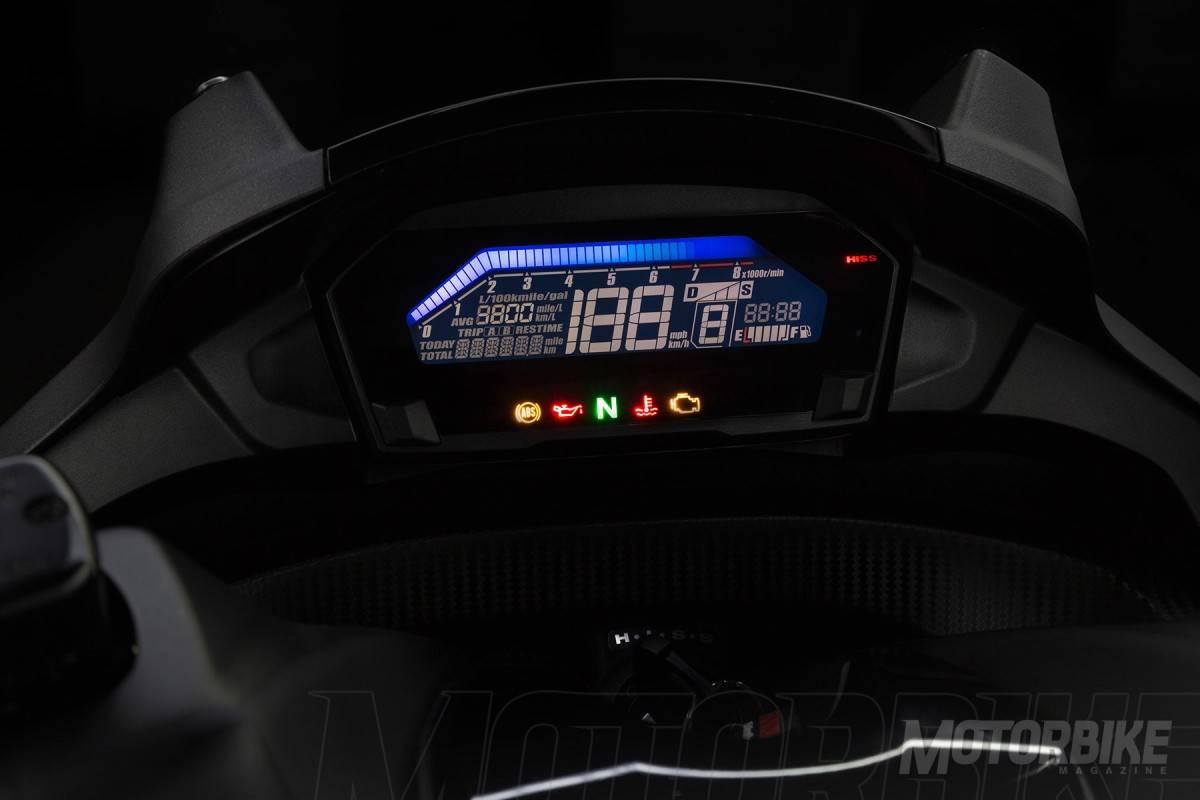 Honda Integra 750 2016 006