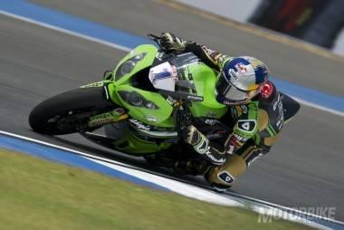 Kenan Sofuoglu Kawasaki WSS Tailandia 2016 - Motorbike Magazine