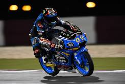 Moto3 Qatar 2016 Jueves 10