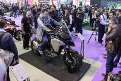 MotoMadrid 2016 (Ducati)