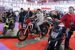 MotoMadrid 2016 (Honda)