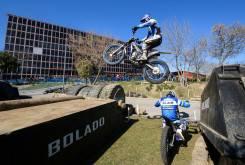 MotoMadrid 2016 (actividades trial)