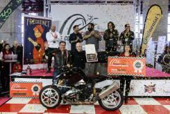 MotoMadrid 2016 (concurso de constructores ganador y jurado)