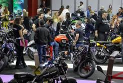 MotoMadrid 2016 (publico)