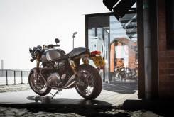 Triumph Thruxton R 1200 2016