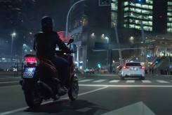Samsung pantalla inteligente Yamaha Tricity 02