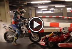 Supermotard vs kart 01