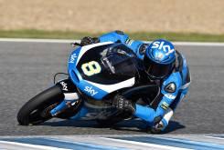 Test Moto3 Jerez Nicolo Bulega