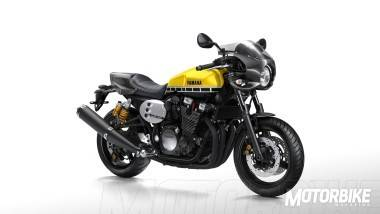 Yamaha XJR1300 Racer 60º Aniversario 2016
