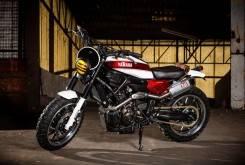 Yamaha XSR700 TY 700R Kimura by Liberty Yam 003