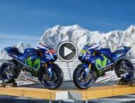 Yamaha YZR M1 nieve 14