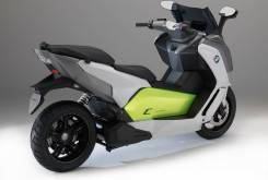 bmw c evolution 21