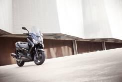 2016 X MAX 125 IRON MAX