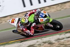 Alessandro Zaccone Kawasaki WSS Aragón 2016 - Motorbike Magazine