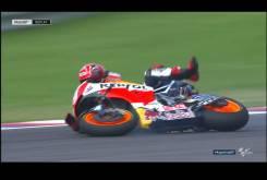 Caida Marc Marquez MotoGP Argentina 2016 004