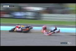 Caida Marc Marquez MotoGP Argentina 2016 011