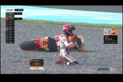 Caida Marc Marquez MotoGP Argentina 2016 019