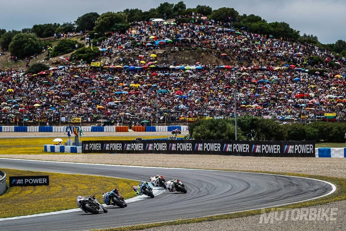 Entradas motogp jerez 2016 precios y tribunas motorbike for Puerta 3 circuito jerez