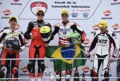 FIM CEV Valencia 2016 - Moto2