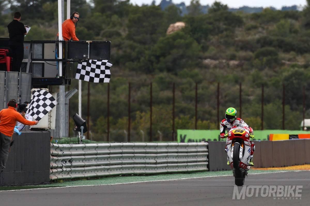 FIM CEV Valencia 2016 Moto2