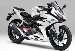 Precio Honda CBR300RR 2017