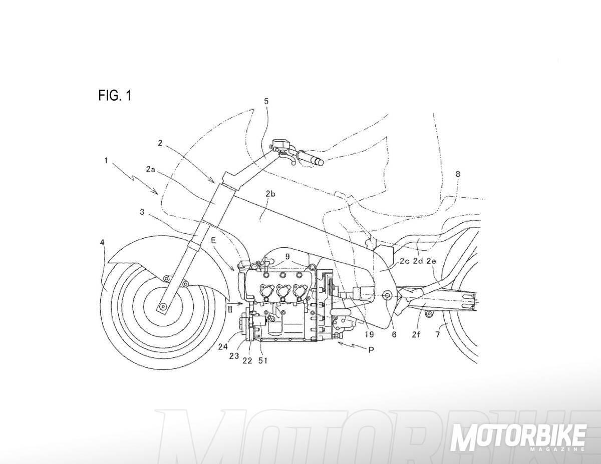 Honda Goldwing DCT 2017 01