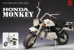 Honda Monkey papel 50 aniversario 02