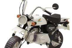 Honda Monkey papel 50 aniversario 06