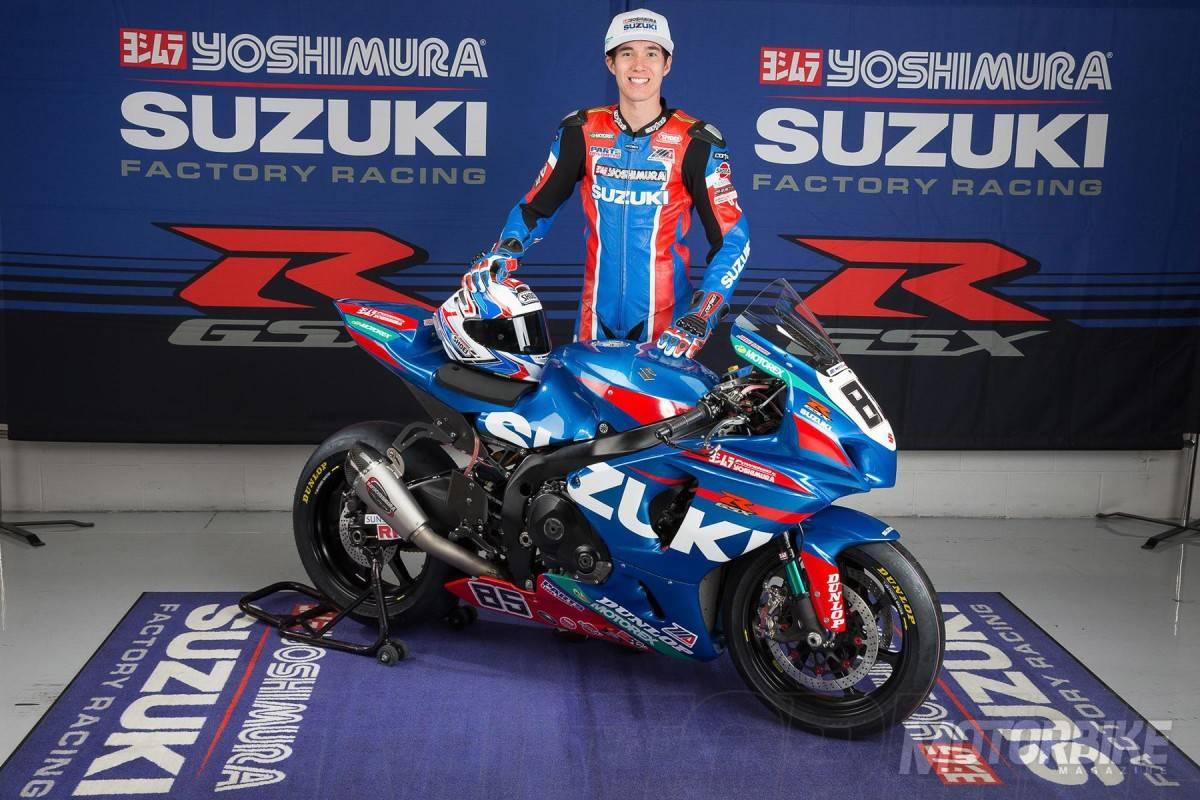 Yoshimura Suzuki MotoAmerica 2016