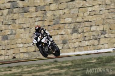 Jordi Torres BMW WSBK Aragón 2016 - Motorbike Magazine