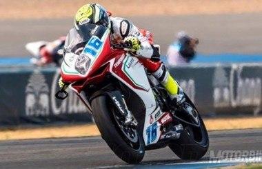 Jules Cluzel MV Agusta WSS Aragón 2016 - Motorbike Magazine