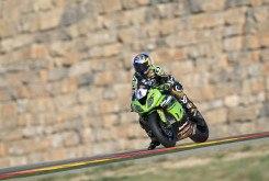 Kenan Sofuoglu Kawasaki WSS Aragón 2016 - Motorbike Magazine