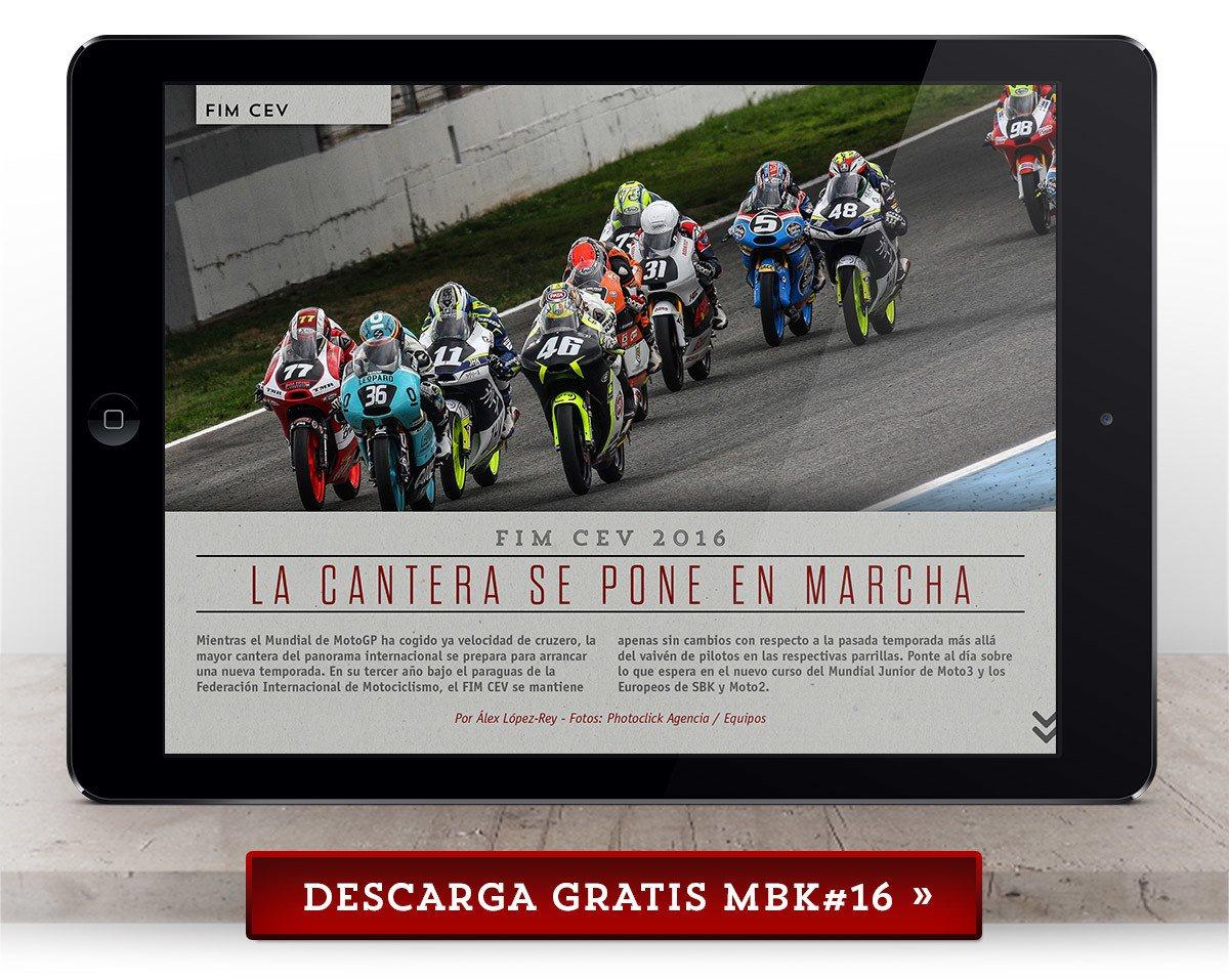 MBK16 Previa FIM CEV 2016