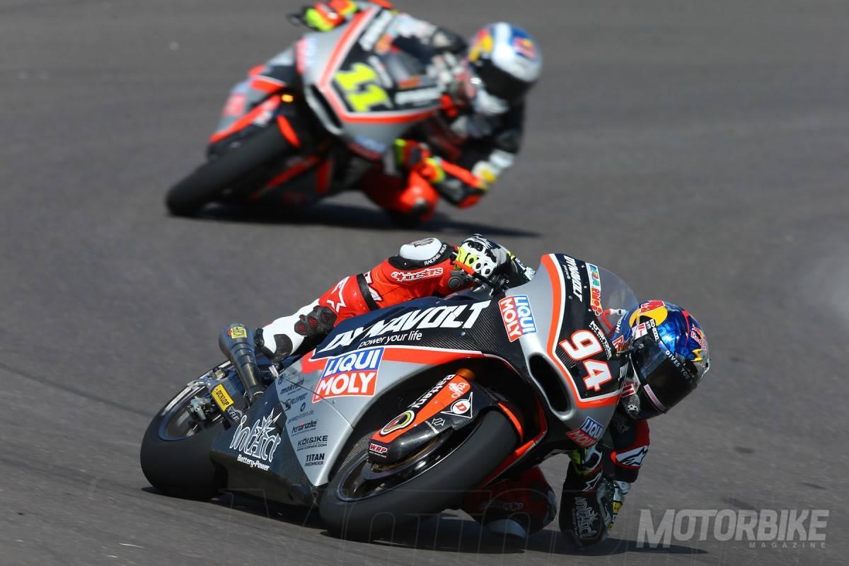 Moto2 Argentina 2016